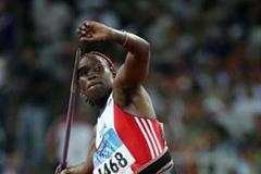 Osleidys Menendez of Cuba wins gold in the women's javelin (Getty Images)