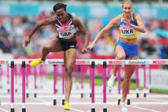 Tiffany Porter, winner of the 100m Hurdles at the 2013 European Team Championships (Getty Images)