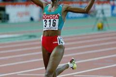 Berhane Adere wins the 10,000m final in Paris (Getty Images)