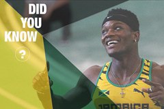 Omar McLeod Did You Know? ()
