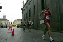Aleksey Voyevodin in action (Getty Images Mike Finn-Kelcey)