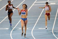 Natalya Antyukh - 52.92 to take the European title (Getty Images)