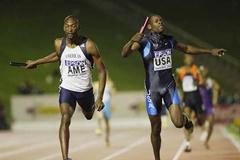 Men's 4x400m Relay (Getty Images)