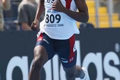 Marcus Boyd of USA in action during the Men's 400m heats (Getty Images)