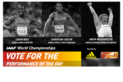 SPIKES adidas Performance of the day 6 ()