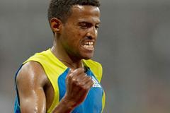 Ethiopian distance runner Hagos Gebrhiwet (Getty Images)