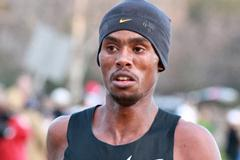 59:22 course record for Feyisa Lelisa in Houston (Victah Sailer)