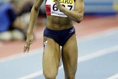 Joice Maduaka (GBR) - 60m heats (Getty Images)