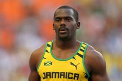 Nesta Carter at the 2013 IAAF World Championships (Getty Images)