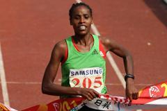 A dominating run for Tadese Feyse in Seoul (Organisers)