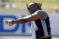 Osleidys Menendez wins the Javelin Throw at the World Athletics Final (Getty Images)