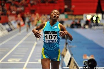 Abeba Aregawi wins the 1500m in Stockholm (DECA Text&Bild)