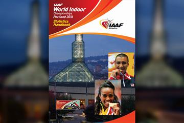 IAAF World Indoor Championships Portland 2016 Statistics Handbook (IAAF)