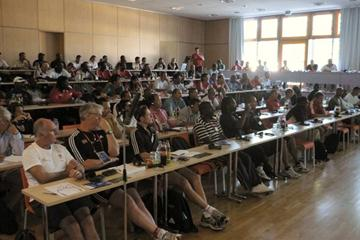 Participants at the IAAF World Coaches' Conference - Kienbaum, GER (IAAF)