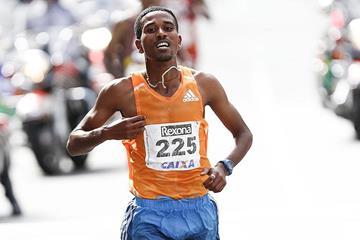 Ethiopian distance runner Dawit Fikadu (AFP / Getty Images)
