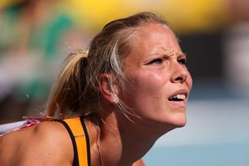Dutch heptathlete Nadine Broersen (Getty Images)