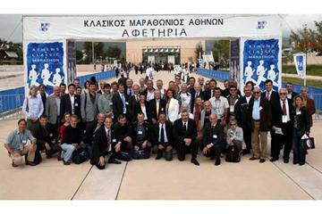 2007 AIMS Marathon Symposium Delegates in Marathon (Francis Kay/Marathon-Photo.com)