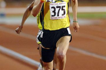 Galen Rupp at the 2007 Cardinal Invitational (Randy Miyazaki)