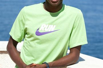 Calm and cool on the Mediterranean - Bernard Lagat in Monaco (Philippe Fitte)