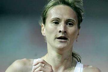 Liliya Shobukhova (RUS) (AFP/Getty Images)