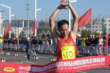 Wang Zhen collects a convincing victory in Erdos (Organisers)