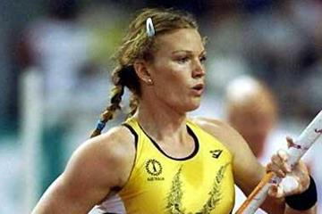 Emma George of Australia (Getty Images)
