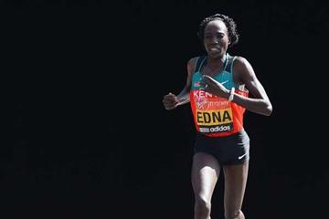 Edna Kiplagat (Getty Images)