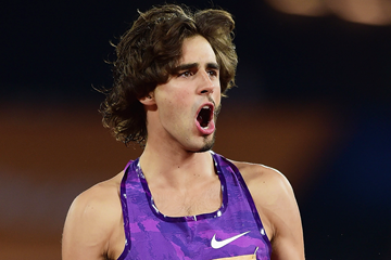 Italian high jumper Gianmarco Tamberi (Getty Images)
