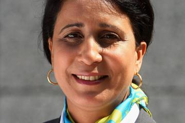 IAAF Council Member Nawal El Moutawakel (Getty Images)