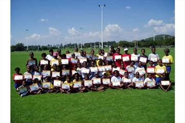 Kids' Athletics at New programme IAAF Level I Lecturers Course for Schools and Clubs, Pretoria (IAAF.org)