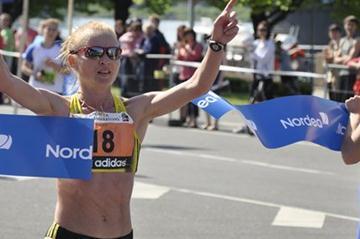 Iraida Alexandrova wins 2012 Riga Marathon (organisers)