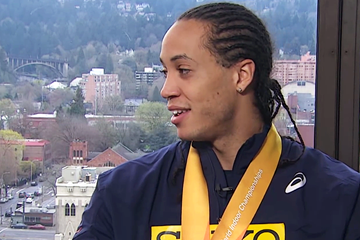 Pascal Martinot-Lagarde on IAAF Inside Athletics (IAAF)