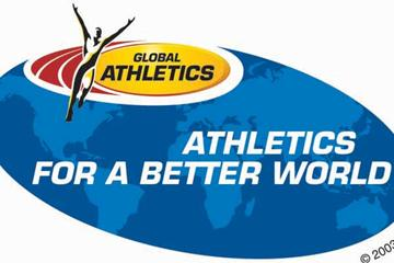 Athletics for a Better World logo (IAAF)