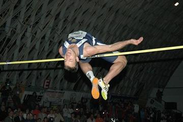 Jan Janku over 2.32 to win in Ostrava (meeting organisers)