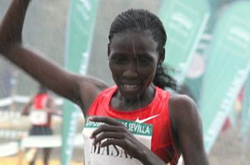 Big win for Linet Masai in Seville (Alfambra Fundacion ANOC)