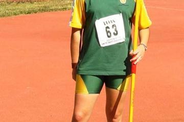 Tazmin Brits (South Africa) (IAAF Correspondent)