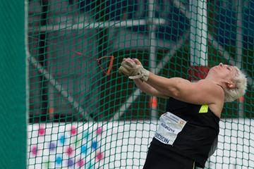 Anita Wlodarczyk in Szczecin (Marek Biczyk)