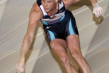 5.70m PB for Michal Balner in Prague (Jan Kucharčík for Czech Athletic Federation)