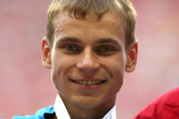Aleksandr Ivanov in the 20km Race Walk at the IAAF World Athletics Championships Moscow 2013 (Getty Images)