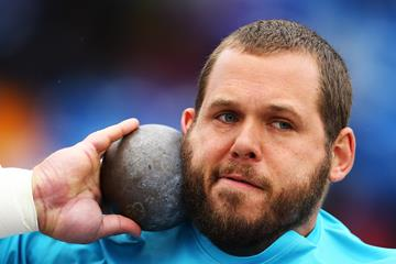 US shot putter Ryan Whiting (Getty Images)