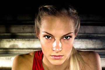 Darya Klishina (SPIKES magazine)