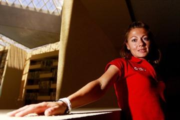 Maria Vasco of Spain at the IAAF Press Conference in Chihuahua (Getty Images)