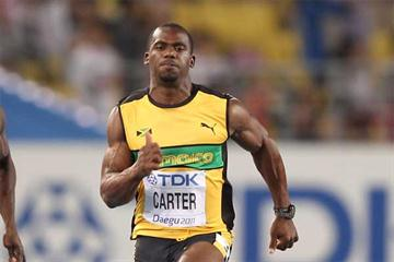 Nesta Carter image used in Athletes profile (Getty images)