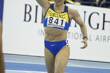 Zhanna Block (UKR) (Getty Images)