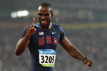 For the seventh Games in a row, the Olympic 400m title goes to the USA, courtesy of LaShawn Merritt (Getty Images)
