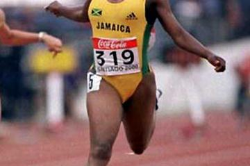 Veronica Campbell of Jamaica (Getty Images)