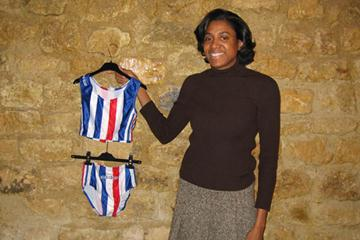 Marie José Pérec's donation to the IAAF (c)
