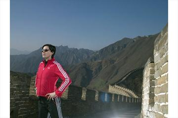 Jana Rawlinson in Beijing (Getty Images)