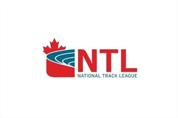 Working logo for Canada's National Track League (Athletics Canada)