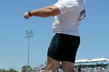 Christian Cantwell puts in the USATF champs (Getty Images)